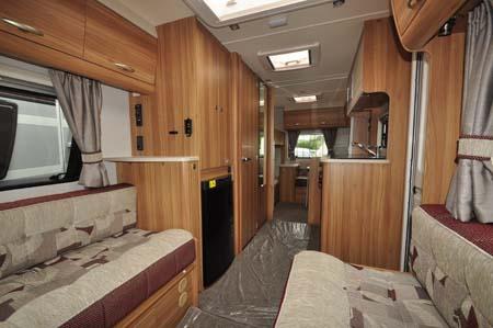 Elddis Sanremo 526 Interior