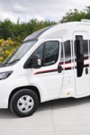 2016 Swift Rio 325: Electric bed on board